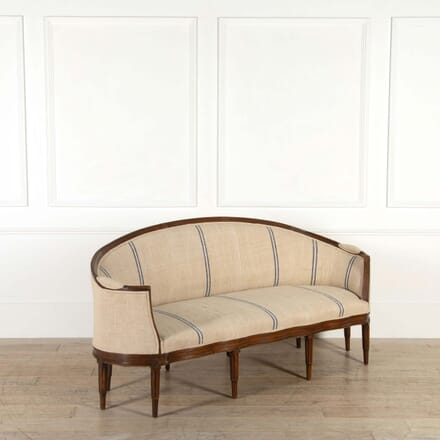 18th Century French Corbeille Sofa SB928485
