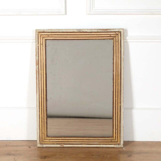 18th Century Reeded Mirror MI718276