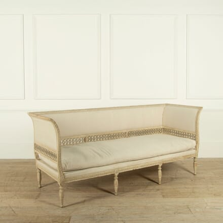 18th Century Stockholm Made Gustavian Sofa SB608883