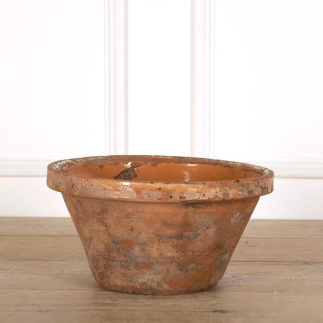 18th Century Terracotta Bowl DA718913