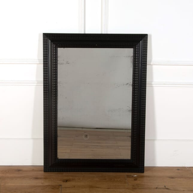 19th Century Dutch-Style Ripple Mirror MI748841