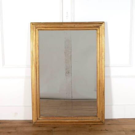 19th Century French Empire Mirror MI748840