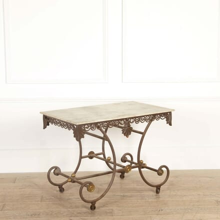 19th Century French Patisserie Table TS608642