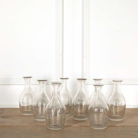 19th Century Glass Water Carafes DA608209