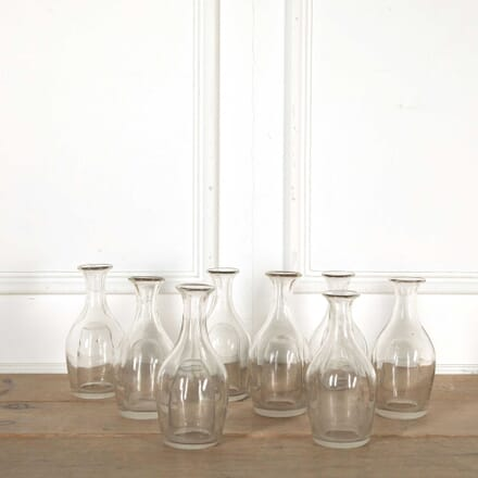 19th Century Glass Water Carafes DA608209