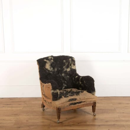 19th Century Howard & Sons Armchair CH108717