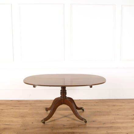 19th Century Mahogany Breakfast Table TD478816
