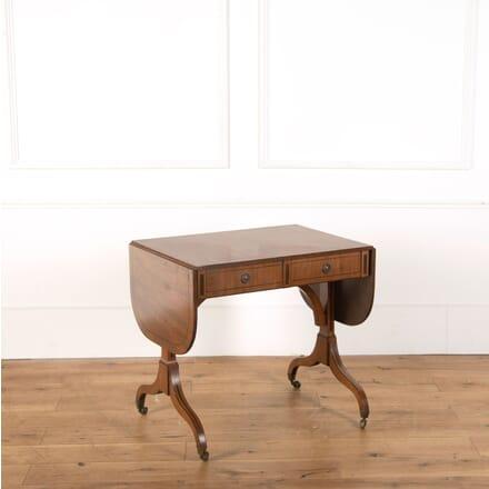 19th Century Mahogany Sofa Table CO478817