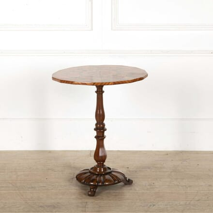 19th Century Occasional Table TC488246