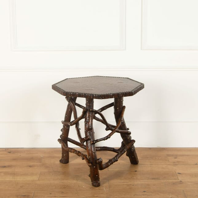 19th Century Octagonal Table TC478826