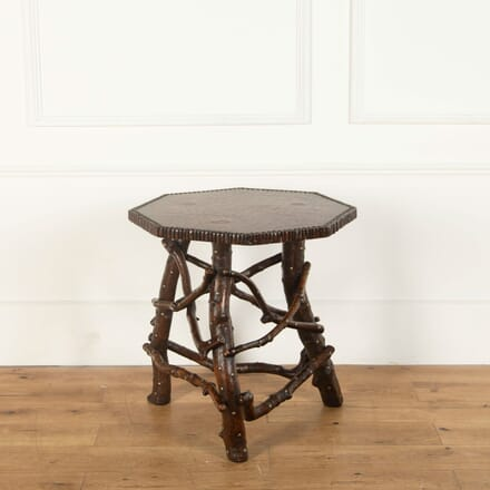 19th Century Octagonal Table TC478826