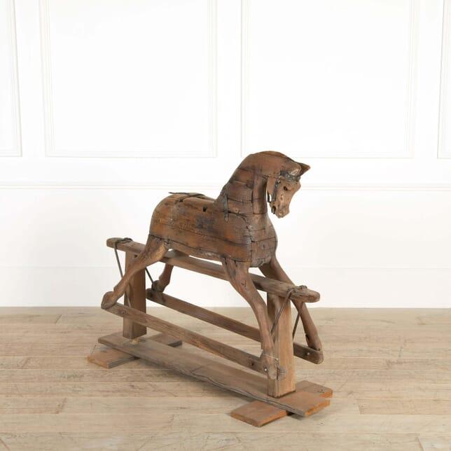 19th Century Rocking Horse DA208702
