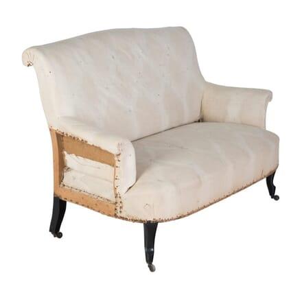 19th Century Scroll Back Sofa SB158006