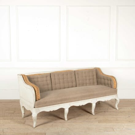 19th Century Swedish 3-seater Sofa or Day-bed SB448270