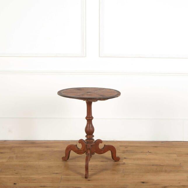 19th Century Swedish Wine Table TC908328