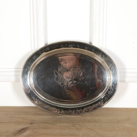 19th Century Tray, Stamped DA998810