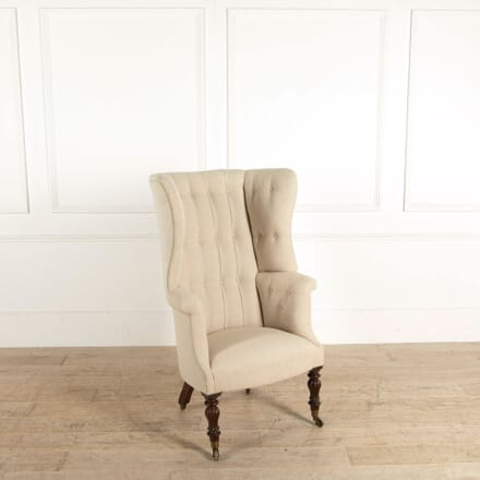 19th Century Wing Armchair CH998953