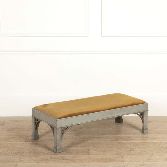 20th Century Decorated Footstool OF258708