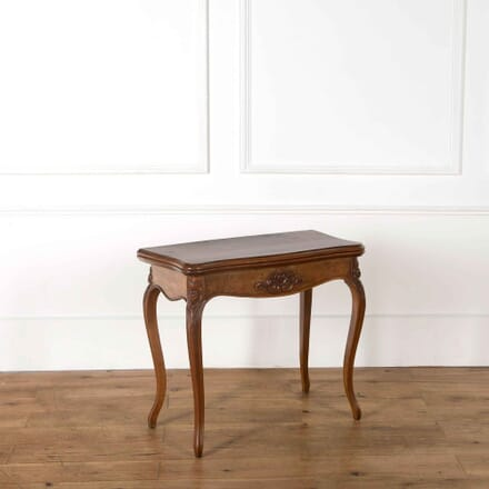 20th Century French Card Table OF998067