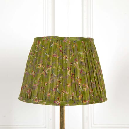 30cm Green Floral Lampshade LS668501