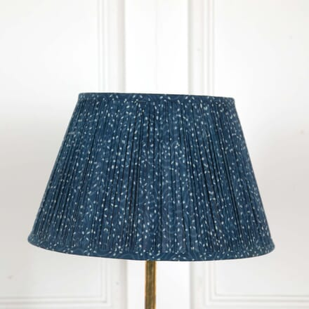 40cm Blue and White Lampshade LS668499