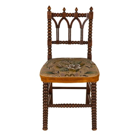 19th Century Gothic Chair CH2059300