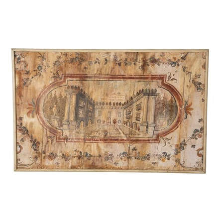 18th Century Italian Wood Panel WD1159414