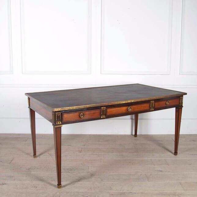 Louis XVI Style Bureau Plat DB0161653