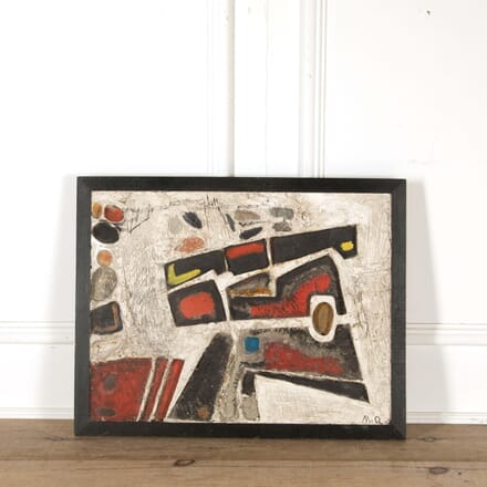 Abstract Composition by Maurice Quinson WD298572
