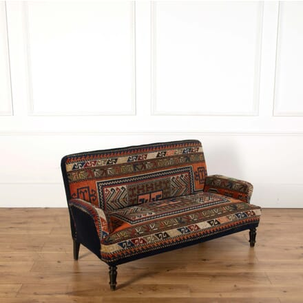 Antique Carpet Sofa SB558666