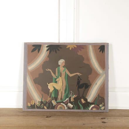 Art Deco Painting WD298450