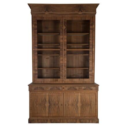 Walnut Bookcase BK5255657