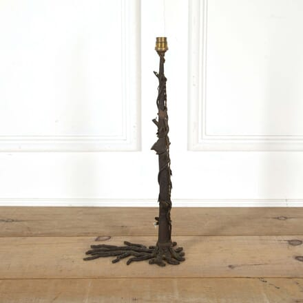 Bronze Table Lamp in the Form of a Tree LT298582