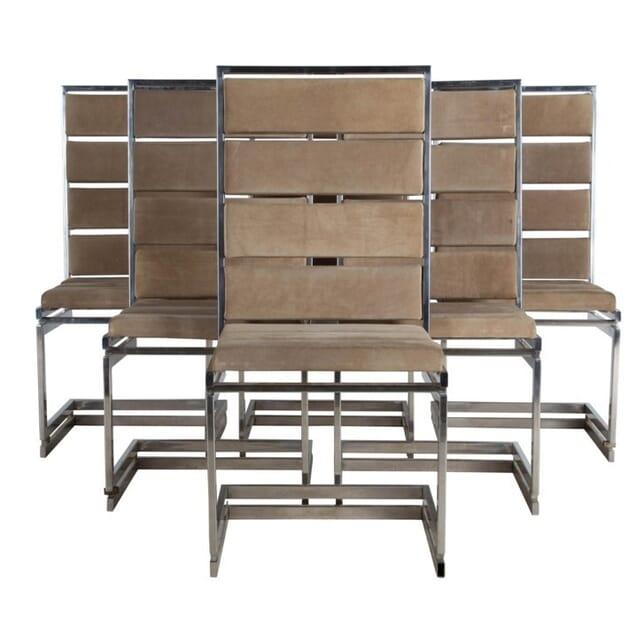 Set of Six Romeo Rega Dining Chairs CD115630