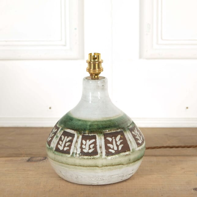 Ceramic Table Lamp by Albert Thiry WD298595