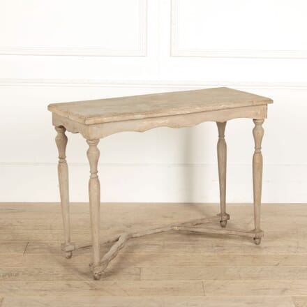 Painted French Console CO717778