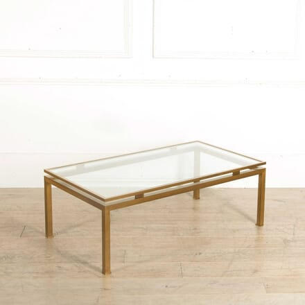 Coffee Table By Guy Lefevre CT308395