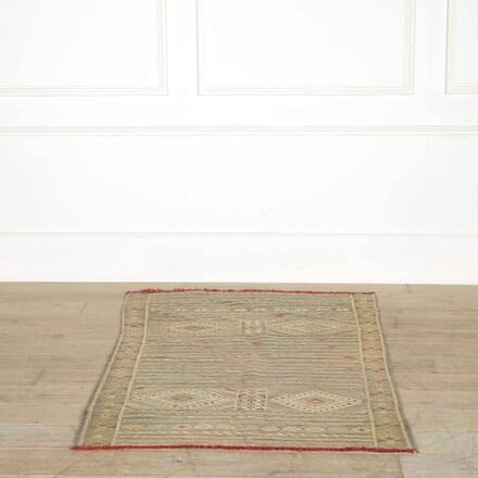 Contemporary Moroccan Wool Kilim RT998164