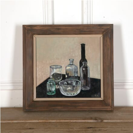 Still Life Oil on Board WD6813039