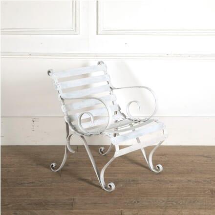 19th Century French Garden Chair GA207295