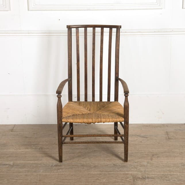19th Century Comb-Back English Country Chair CH9910531