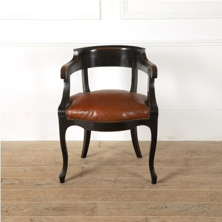 Napoleon III Desk Chair CH1511558