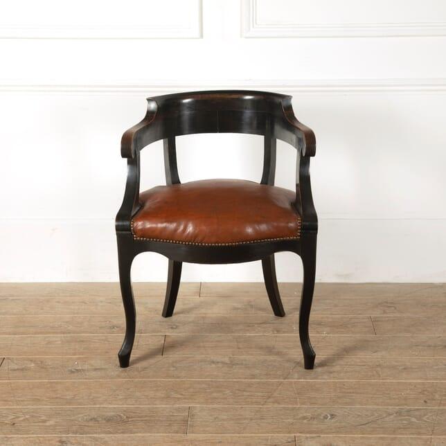 Napoleon III Desk Chair CH1511558