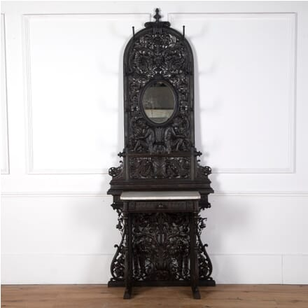 Coalbrookdale Coat and Hall Stand OF7210731