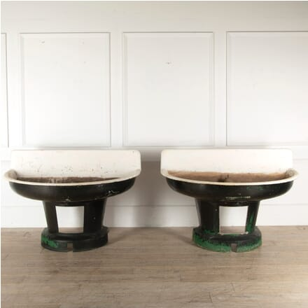 19th Century Cast Iron Troughs GA1311076