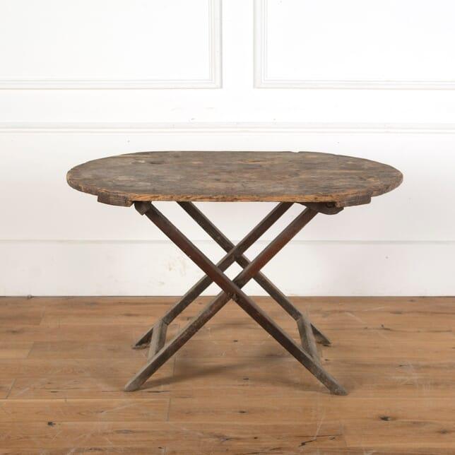 17th Century French Folding Table TC9011651