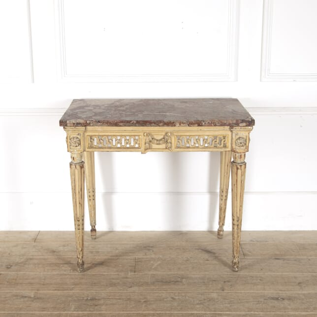 18th Century Console Table CO5212254