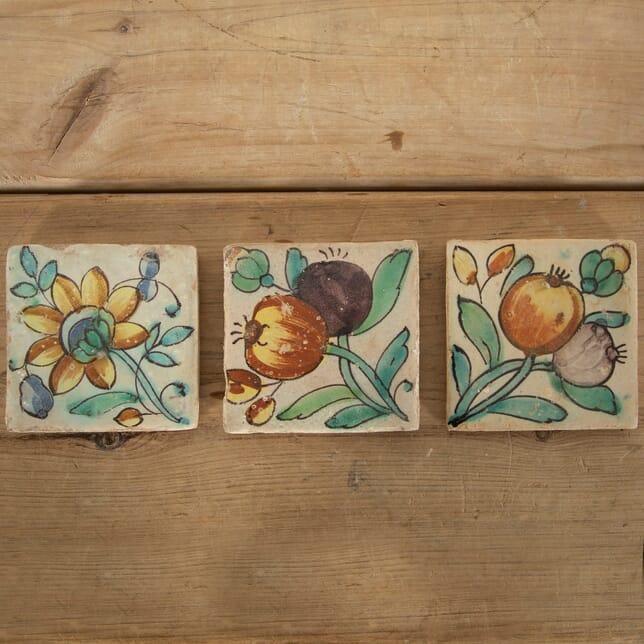18th Century Spanish Tiles DA9011655