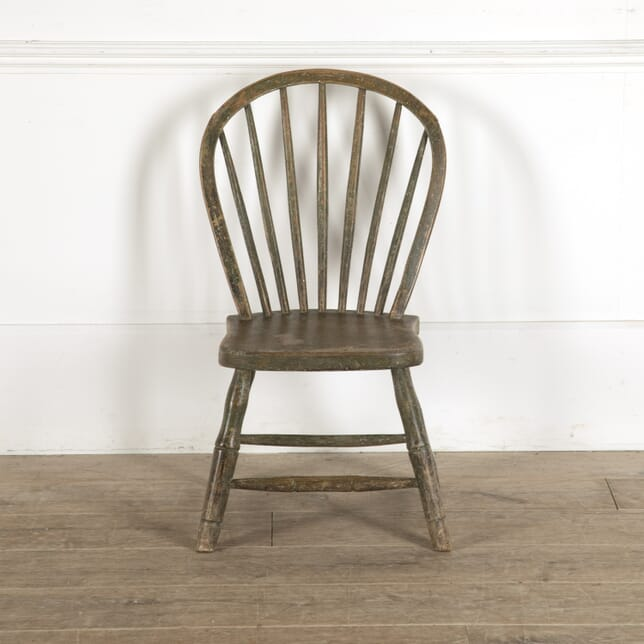18th Century West Country Side Chair CH7712349