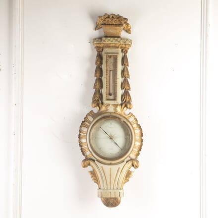 French Louis XVI Barometer DA8614599
